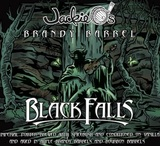 Jackie O's & Burial Brandy Barrel Black Falls beer