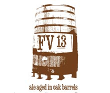 Allagash FV 13 beer Label Full Size