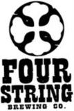 Four String Suncaster Summer Wheat beer