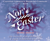 Captain Lawrence Nor' Easter Beer