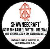 Shawnee Bourbon Barrel Entire Porter Nitro beer