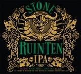 Stone RuinTen beer