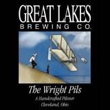 Great Lakes Wright Pilsner beer