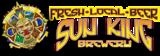 Sun King Popcorn Pilsner beer
