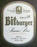 Bitburger Premium Pilsner Beer