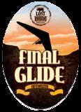 Lost Rhino Final Glide beer
