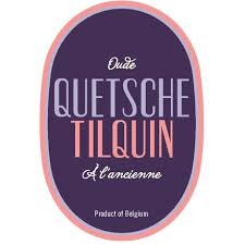 Oude Quetsche Tilquin à L'Ancienne beer Label Full Size