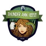 Jackalope Thunder Ann beer