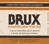 Sierra Nevada/Russian River Brux Domesticated Wild Ale beer