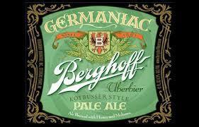 Berghoff Germaniac Pale Ale Beer