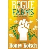 Rogue Farms Honey Kolsch beer