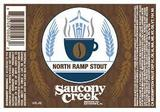 Saucony Creek North Ramp Stout beer