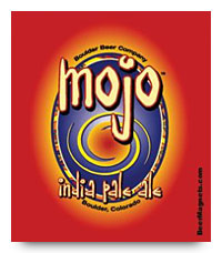 Boulder Mojo IPA beer Label Full Size