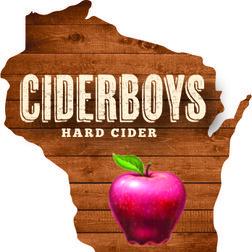 Ciderboys Raspberry Smash beer Label Full Size