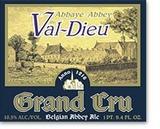 Val Dieu Grand Cru beer