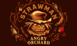 Sam Adams Angry Orchard Strawman beer