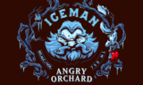 Sam Adams Angry Orchard Iceman beer