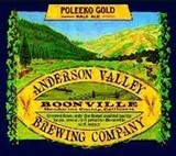 Anderson Valley Poleeko Gold Pale Ale Beer