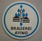 Ayinger Weissbier beer