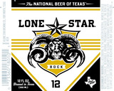 Lone Star Bock beer