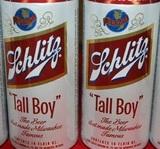 Schlitz Tallboys Beer