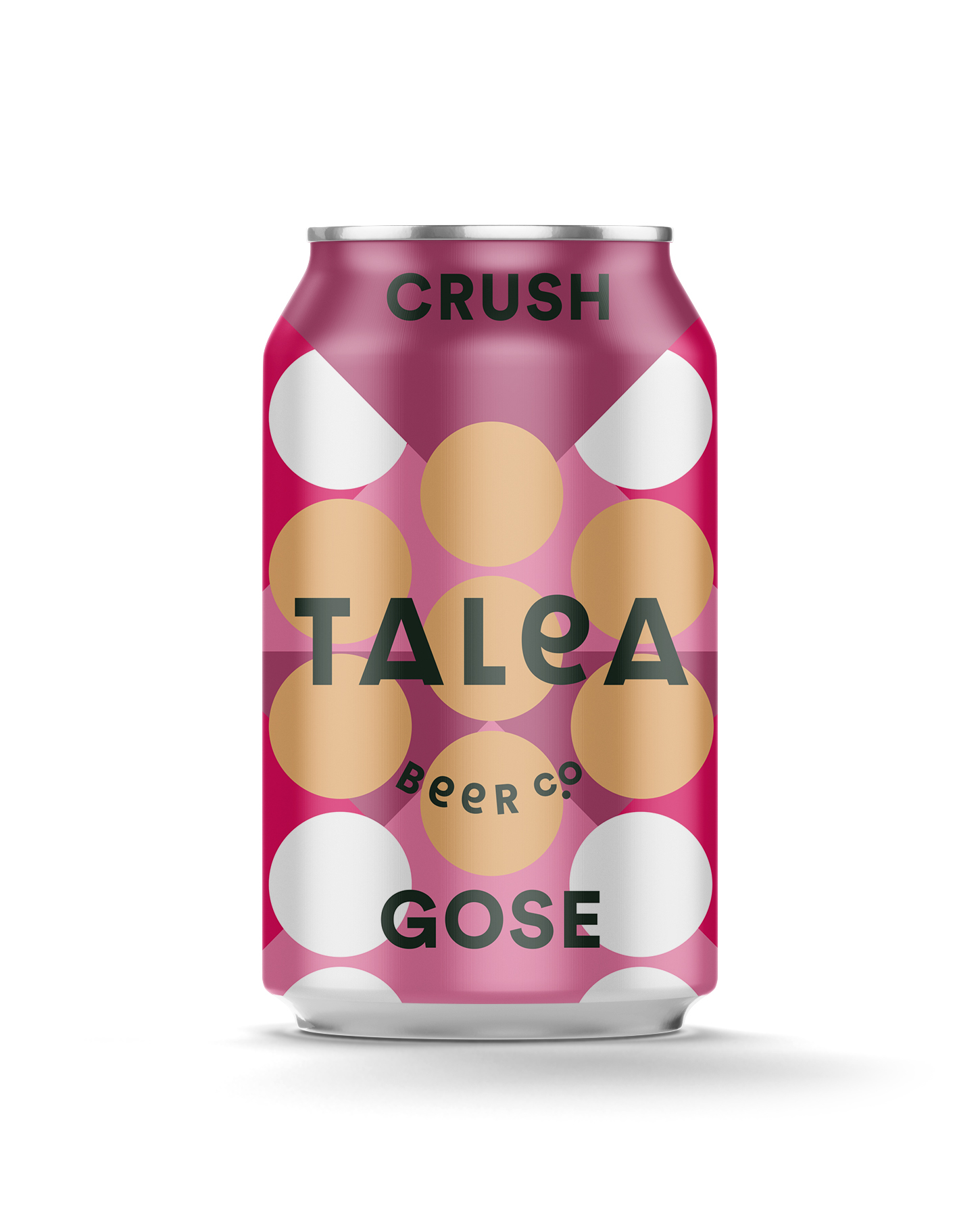 TALEA Raspberry Crush Gose beer Label Full Size