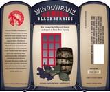 Mother Earth Windowpane Series: Blackberries beer