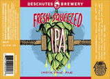 Deschutes Fresh Squeezed IPA beer