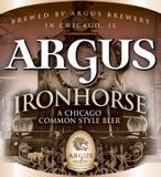 Discontinued Argus Ironhorse beer