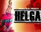 Keegan Helga Pils beer