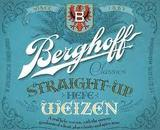 Berghoff Straight Up Hefeweizen Beer