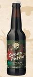 Brewfist Green Petrol beer
