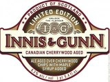 Innis & Gunn Canadian Cherrywood Finish beer