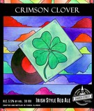 Church Street Crimson Clover Ale beer