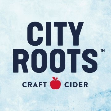 City Roots Evergreen Farmhouse Cider beer Label Full Size