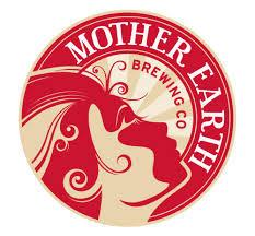 Mother Earth Bourbon Barrel Aged Tripel Overhead beer Label Full Size