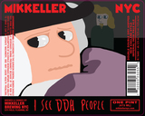 Mikkeller NYC I See DDH People beer