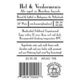 De Molen Hel & Verdoemenis (Aged in Bourbon barrels) beer