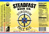 Steadfast Pale Ale Gluten Free beer