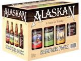 Alaskan Sampler beer