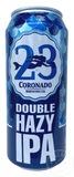 Coronado 23rd Anniversary Double Haze IPA beer