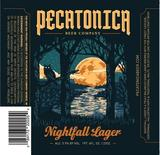 Pecatonica Nightfall Lager beer