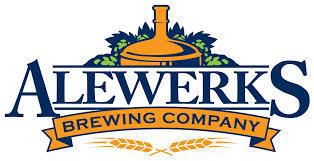 Alewerks Holiday Ale beer Label Full Size