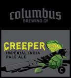 Columbus Brewing Creeper beer
