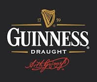 Guinness Draught Nitro beer Label Full Size