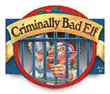 Ridgeway Criminally Bad Elf beer Label Full Size
