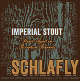 Schlafly Barrel Aged Imperial Stout Beer
