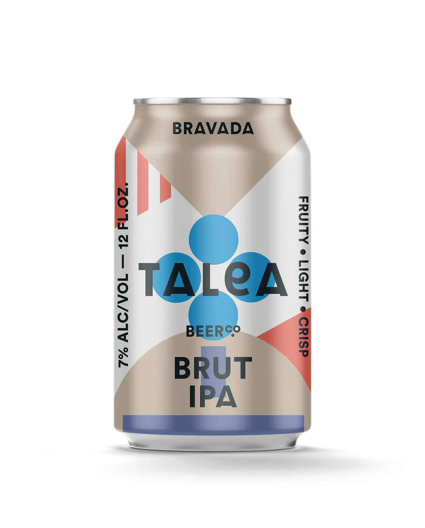 TALEA Bravada beer Label Full Size