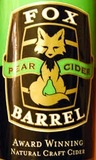 Crispin Hard Fox Barrel Pear Cider Beer