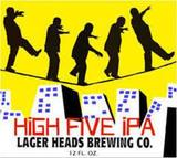 Lagerheads High Five IPA beer